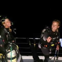 Overnight Diving Trip On The Great Barrier Reef Trip | Night Diving