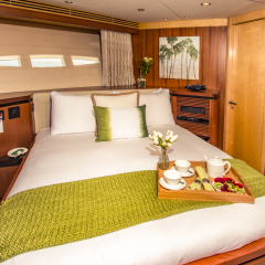 Overnight Private Charter | Up To 10 Guests