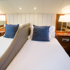 Overnight Private Charter Queensland - VIP Stateroom