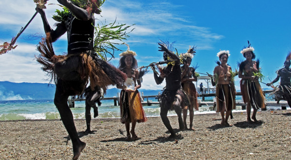 Cairns To Wewak Papua New Guinea 12 Night Cruise | 25th November 2019 Cruise