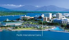 Pacific International Hotel Cairns - Great Cairns Location