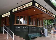Paddy's Bar and Grill | Irish Pub In Port Douglas