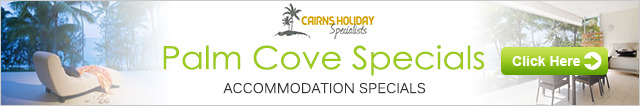 Palm Cove Accommodation Specials