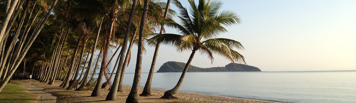 Palm Cove Double Island View
