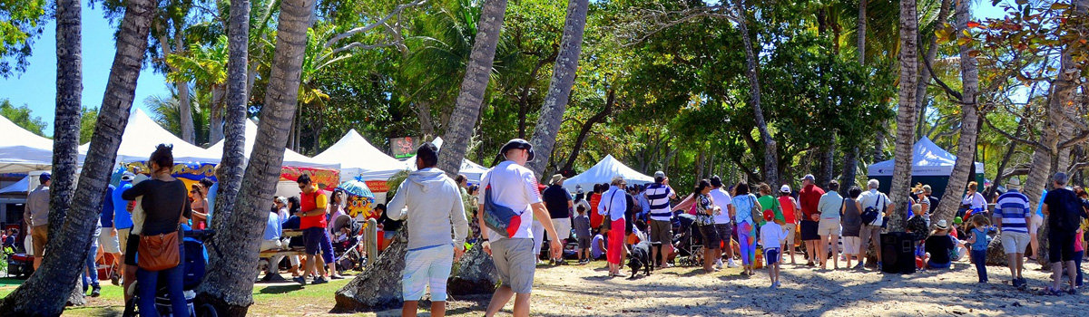 Palm Cove - Events