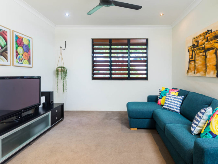 TV room great for chilling out | Palm Cove Holiday Home