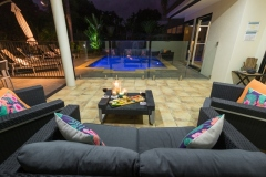Palm Cove Holiday Home with Tropical Swimming Pool & Outdoor Entertaining Area - Great Family Beach Accommodation!