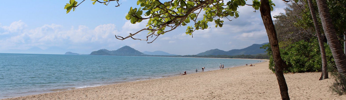 Palm Cove is part of Cairns Beaches in Tropical North Queensland