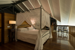 Loft Bedroom with Ensuite | Palm Cove Luxury Holiday Home