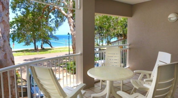 Palm Cove Beachfront Holiday Apartments | Palm Cove Accommodation
