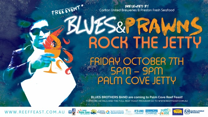Palm Cove Reef Feast