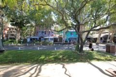 Palm Cove shopping village