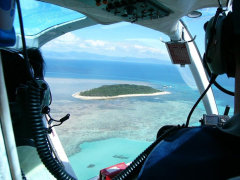 Palm Cove Tours - Helicopter Flight Great Barrier Reef