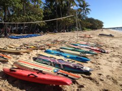Palm Cove tours and attractions- hire a kayak