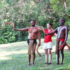 Pamagirri Aboriginal Cultural Experience | Rainforestation Nature Park