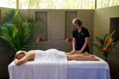 Pamper yourself at the Wellness Spa - Daintree Ecolodge & Spa