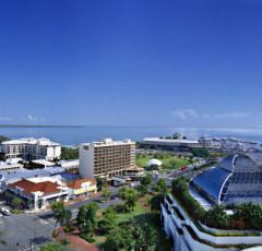 Panoramic Views Cairns City