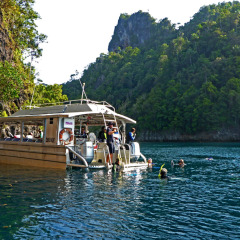 Papua New Guinea Cruise | Snorkel Tour Excursion