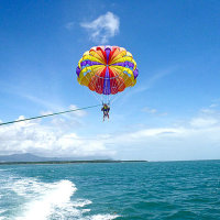 Great Barrier Reef Tour | Parasailing Cairns | Queensland Australia