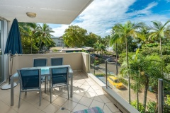 Palm Cove Accommodation - Maple- Ocean View Balcony | Palm Cove Private Beachfront Apartment