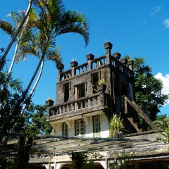 Paronella Park Spanish Castle south of Cairns