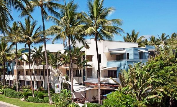 Adult only Boutique Resort - located on Port Douglas Esplanade overlooking Four Mile Beach