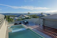 Penthouse Apartment Private Plunge Pool with Views | Coconut Grove Apartments Port Douglas