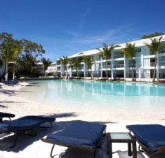 Port Douglas Peppers Beach Club Swimming Pool | Port Douglas Resorts