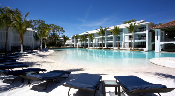 Port Douglas Resort | Peppers Beach Club Swimming Pool | Port Douglas Resorts