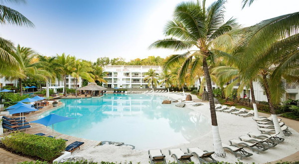 Peppers Beach Club Resort Palm Cove - Lagoon Swimming Pool | Palm Cove Accommodation Deals