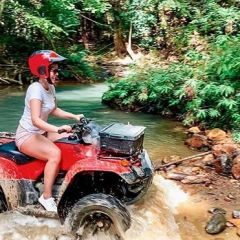 Perfect all weather tour | ATV Kuranda Rainforest Tour