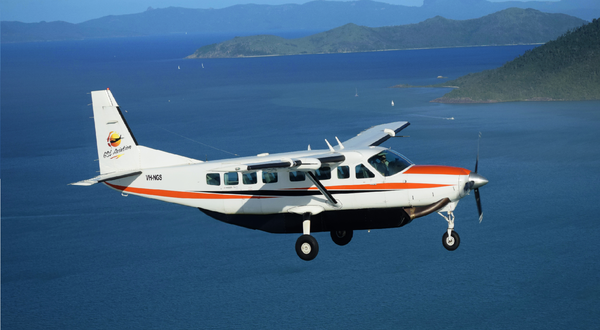 Perfect Combo Green Island & Reef Scenic Flight