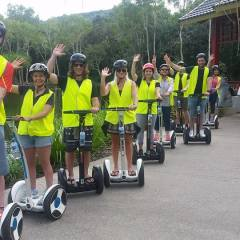 Personalised Ninebot Cairns Tour | Instructor/Guide and Guests