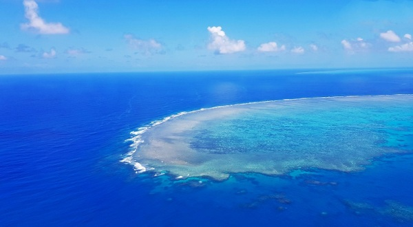Great Barrier Reef Scenic Flights | 40 & 60 Minutes | GSL