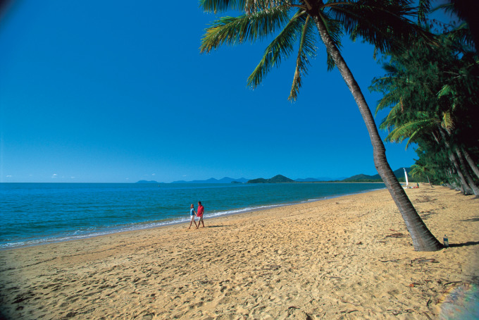 Photo Courtesy of Tourism and Events Queensland - Palm Cove Beach
