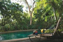 Tropical Swimming Pool - Mungumby Lodge Cooktown