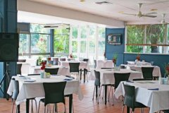 Cairns Esplanade Hotel -Poolside Breakfast Room with Free WiFi