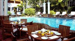 Poolside Cafe - Reef House Palm Cove Resort & Spa