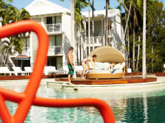 Poolside QT Port Douglas