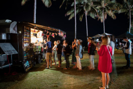 Pop up restaurants Taste Port Douglas 2017