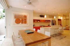 Port Douglas Accommodation - Apartment 10 - Open plan Dining & Kitchen