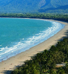 Port Douglas Accommodation | Four Mile Beach