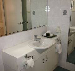Port Douglas Adults only holiday Apartments Bathroom