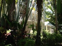 Port Douglas holiday Apartments Gardens