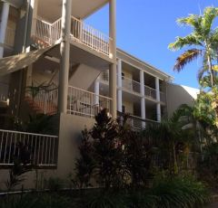 Adults only Port Douglas Apartments in the heart of Port Douglas