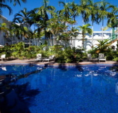 Port Douglas Beachfront Terraces - Four Mile Beach Accommodation