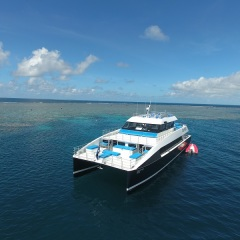 Port Douglas Charter Boat | Up to 80 Guests | 3 Outer Reef Sites