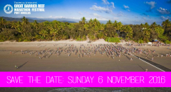 Port Douglas Great Barrier Reef Marathon - Run for the Reef 2016
