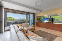 Port Douglas Holiday Home open plan living and views- MS1/23