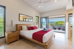 Master Bedroom Port Douglas Holiday Home - MS1/23